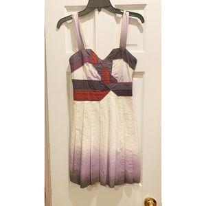 Urban Outfitters Dip Dye Dress